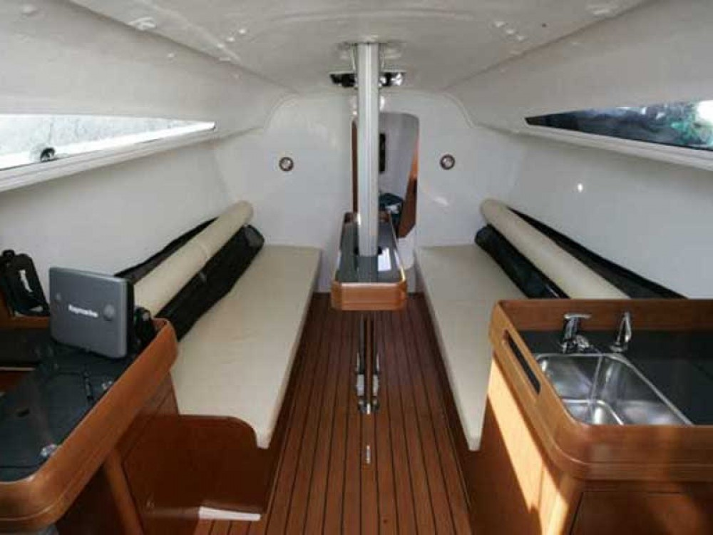 Location bateau Jeanneau Sun Fast 3200 à Zeebruges sur Samboat