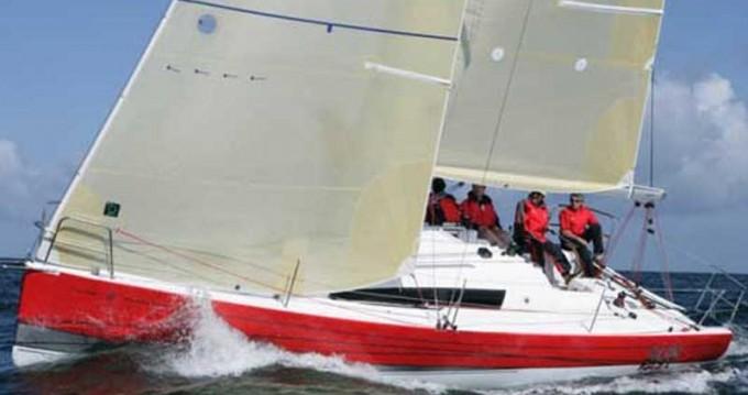 Jeanneau Sun Fast 3200 entre particuliers et professionnel à Zeebruges