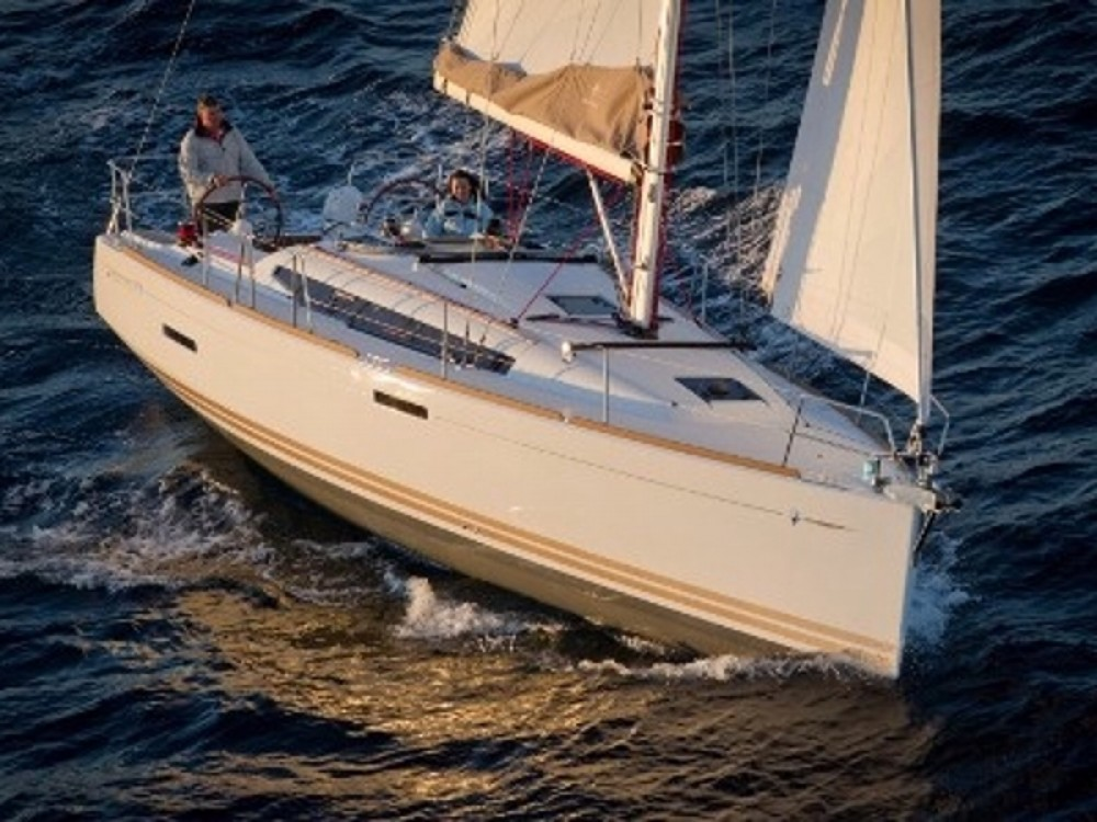 Location yacht à Nieuport - Jeanneau Sun Odyssey 379 sur SamBoat