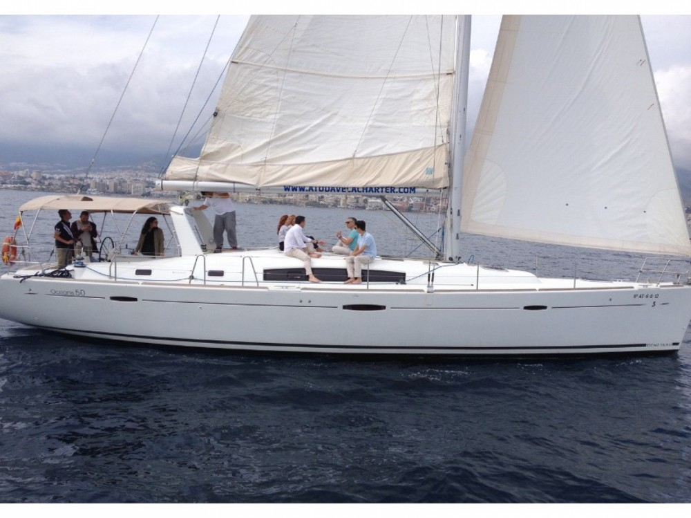 Bénéteau Oceanis 50 Gran Family between personal and professional Sant Antoni de Portmany