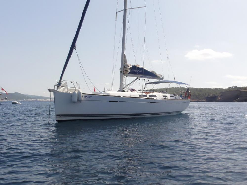 Rental yacht San Antonio - Dufour Dufour 425 GL on SamBoat