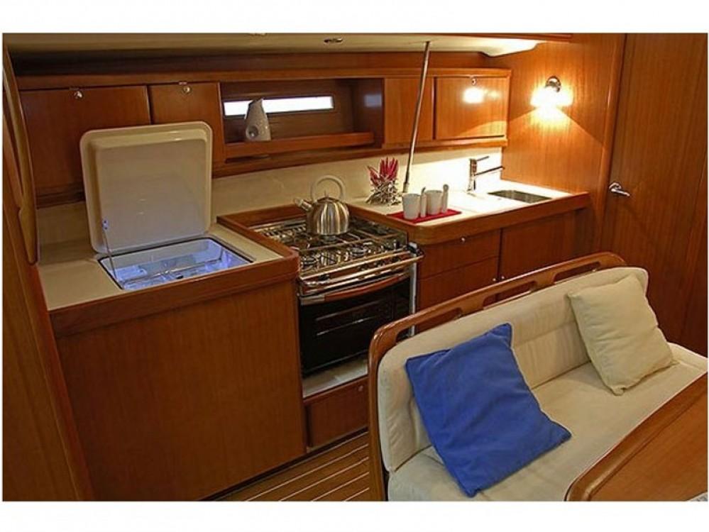 Rental Sailboat in San Antonio - Dufour Dufour 425 GL