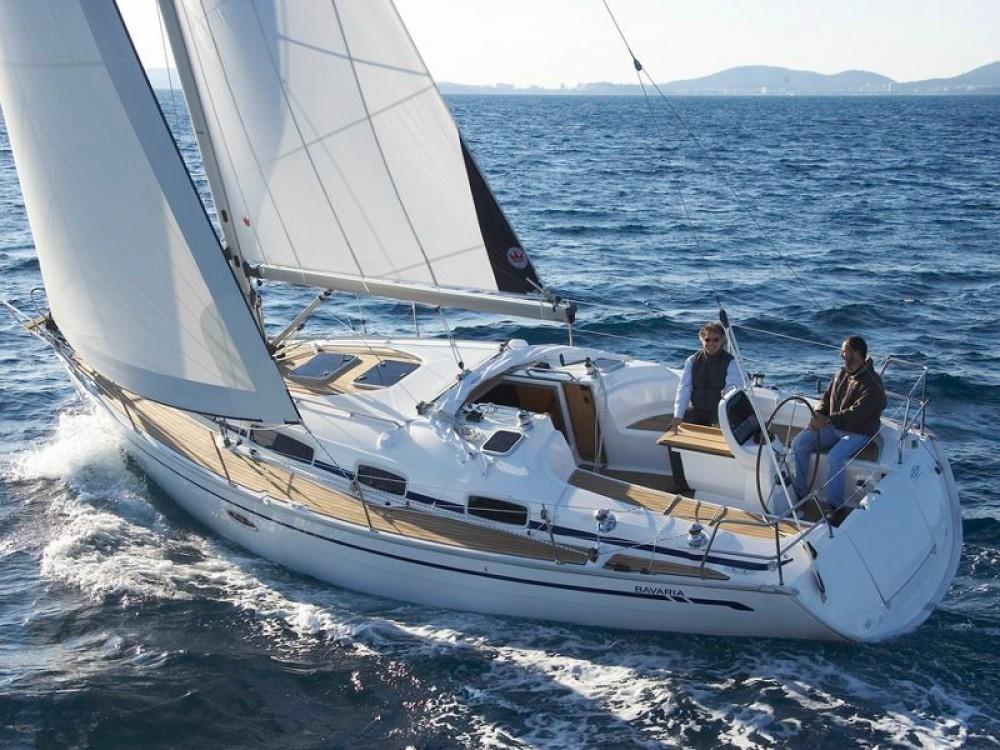 Rental Sailboat in Alimos Marina - Bavaria Bavaria 38