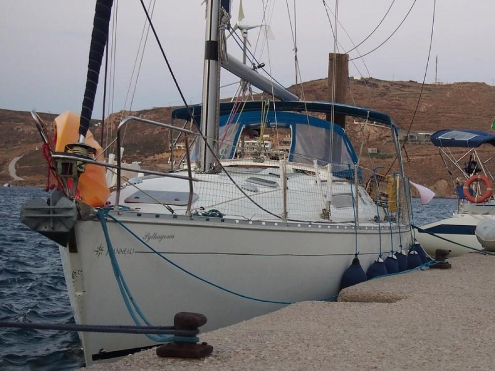 Boat rental Alimos Marina cheap Sun Odyssey 36.2