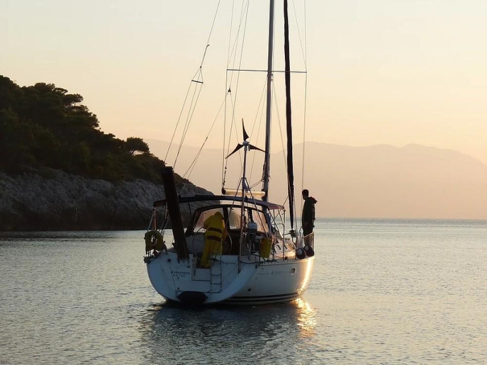 Rental Sailboat in Alimos Marina - Jeanneau Sun Odyssey 36.2