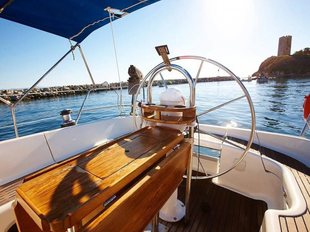 Rental yacht Alimos Marina - Jeanneau Sun Odyssey 36.2 on SamBoat