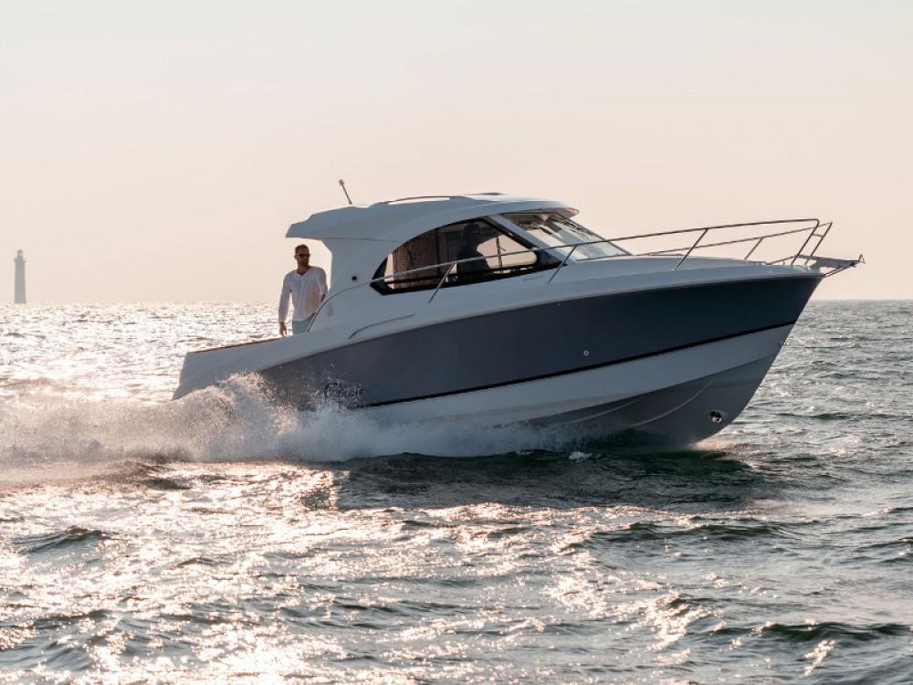 Location bateau Marina Kornati pas cher Antares 8