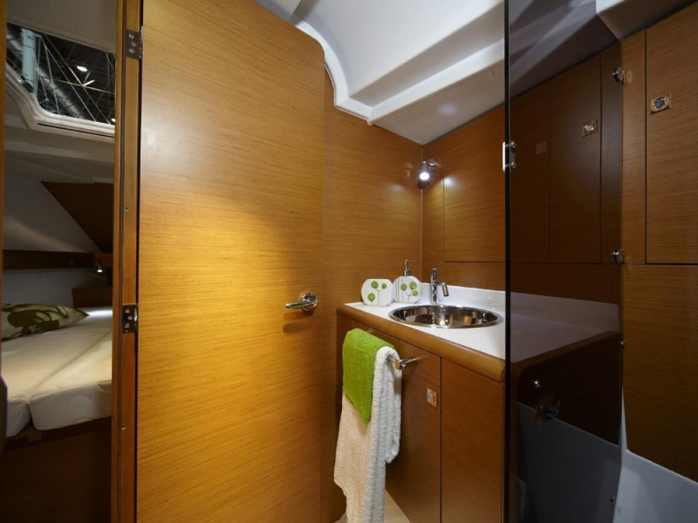 Location yacht à Μαρίνα Αλίμου - Jeanneau Sun Odyssey 449 sur SamBoat
