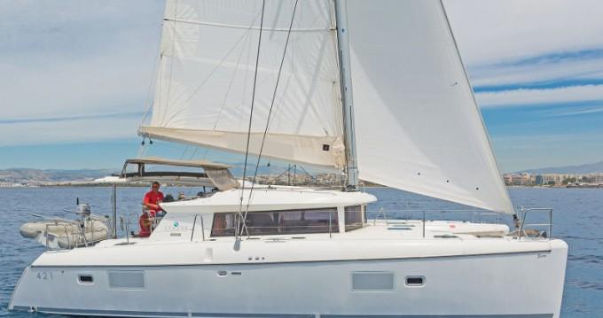Location yacht à Μαρίνα Αλίμου - Lagoon Lagoon 421 sur SamBoat