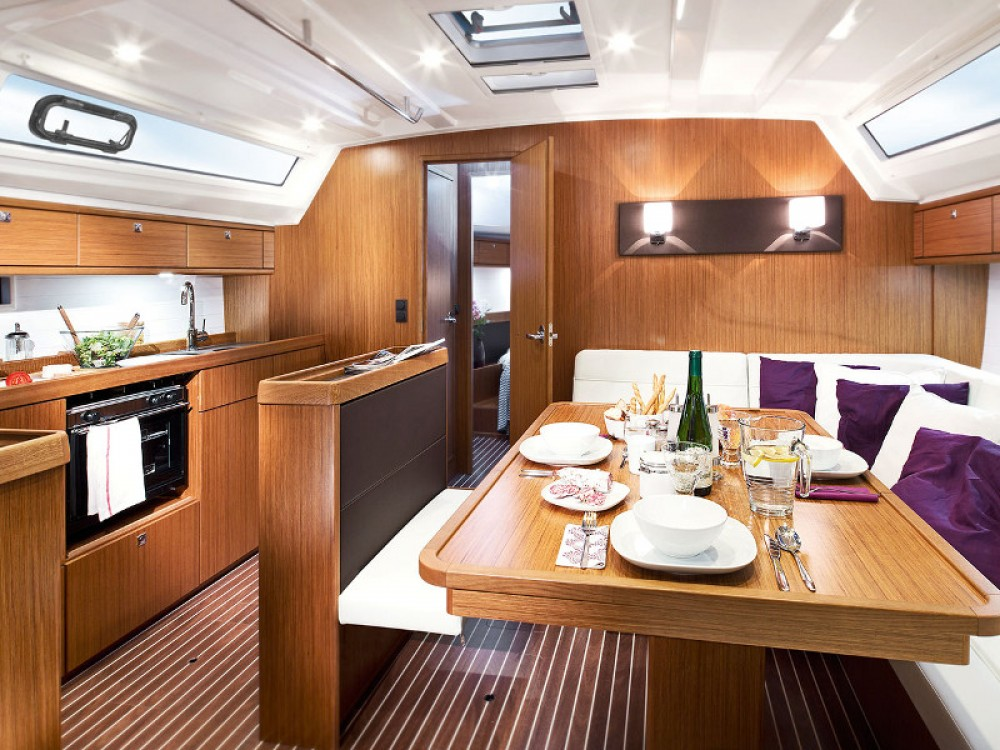 Location Voilier à Ponta Delgada - Bavaria Cruiser 46