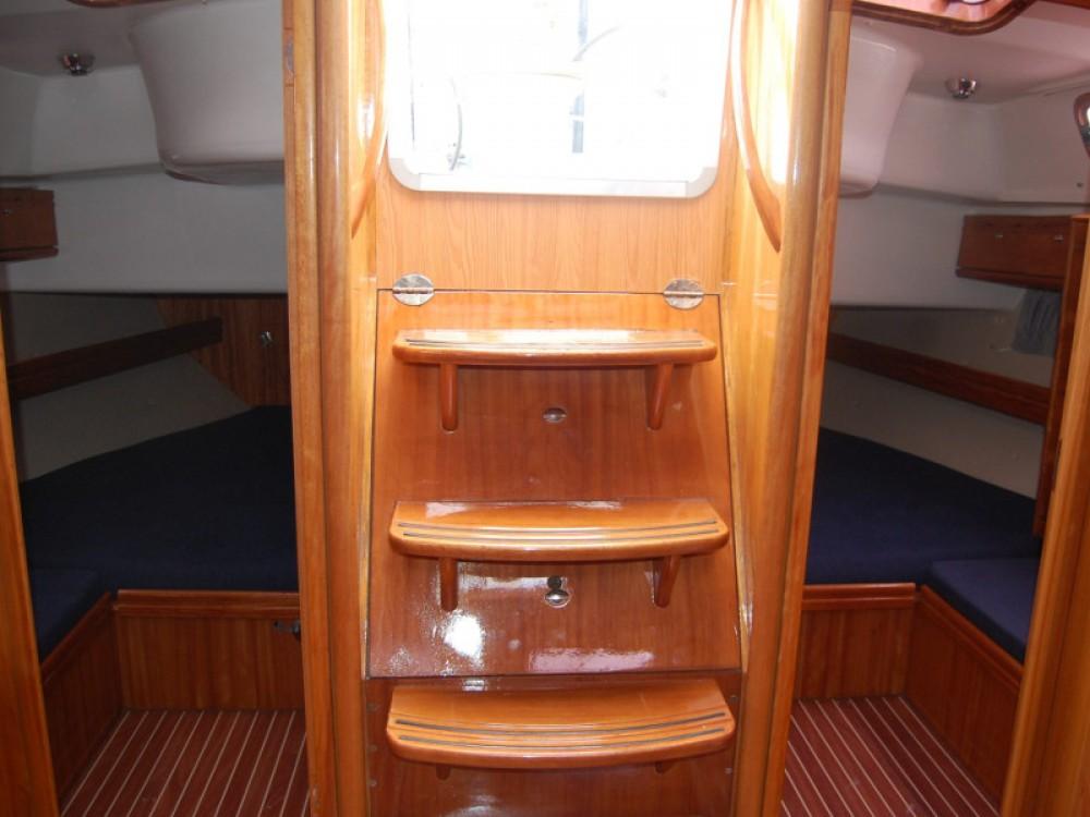 Bavaria Bavaria 46 Cruiser between personal and professional Lefkada