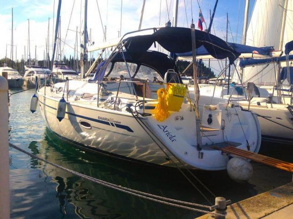 Hire Sailboat with or without skipper Bavaria Portorož / Portorose