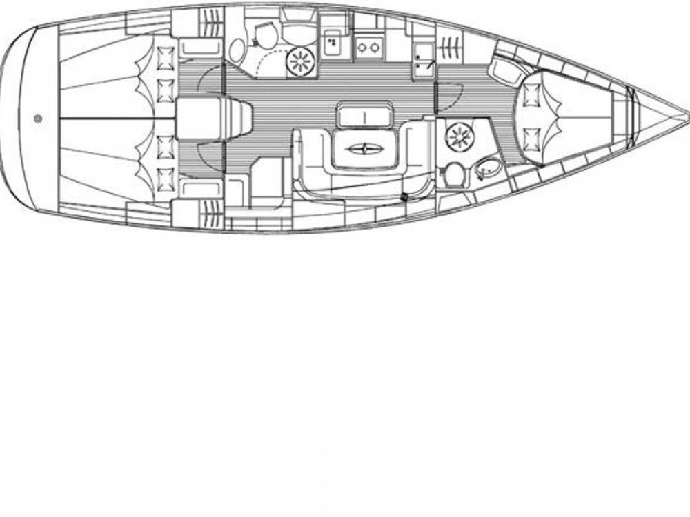 Boat rental Bavaria Bavaria 39 Cruiser in Portorož / Portorose on Samboat