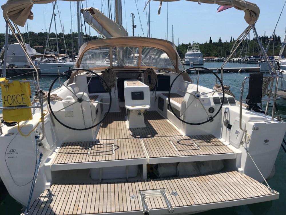 Location bateau Portorož / Portorose pas cher Dufour 350 Grand Large