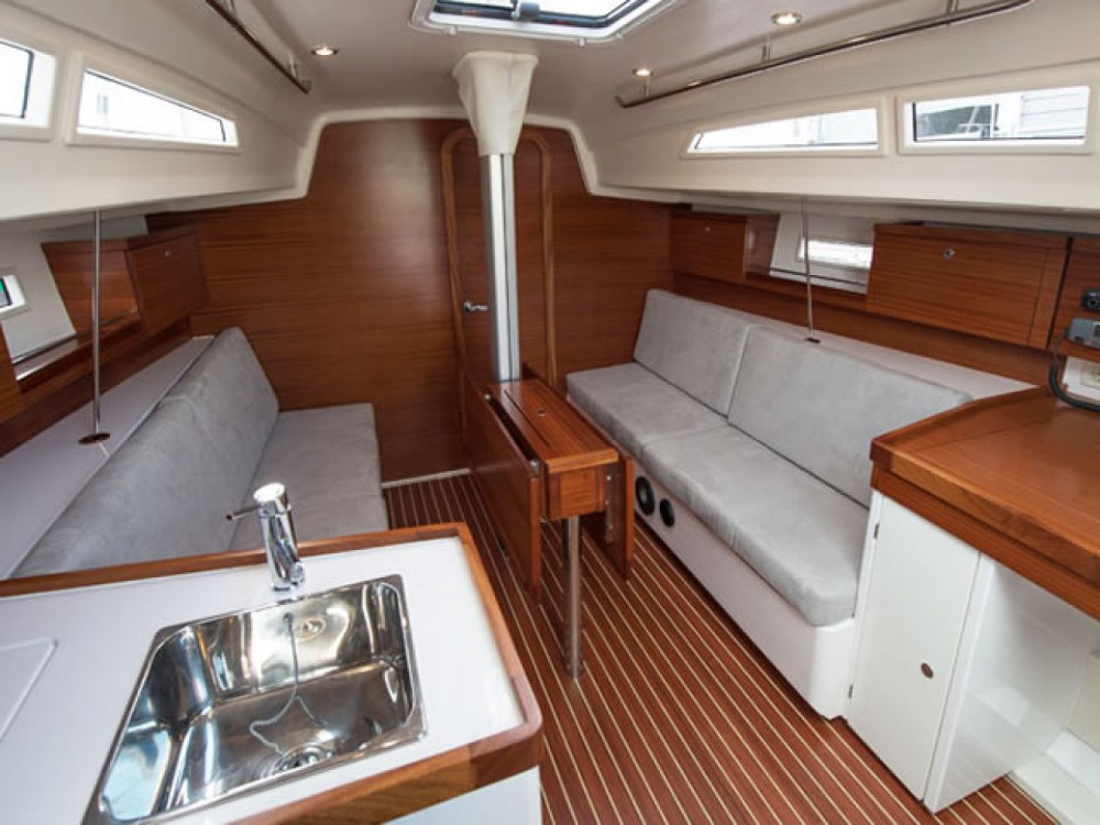 Hire Sailboat with or without skipper Salona Portorož / Portorose