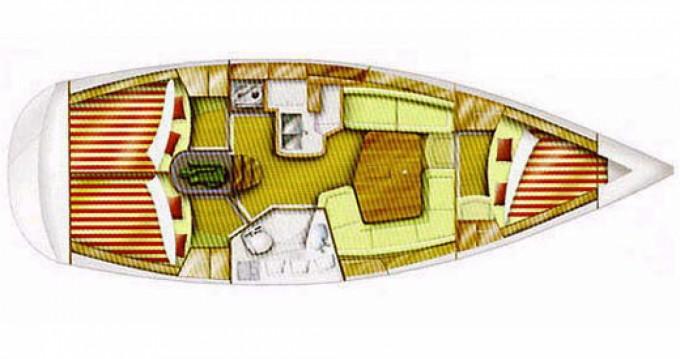 Location bateau Dufour Gib Sea 37 à Portorož / Portorose sur Samboat