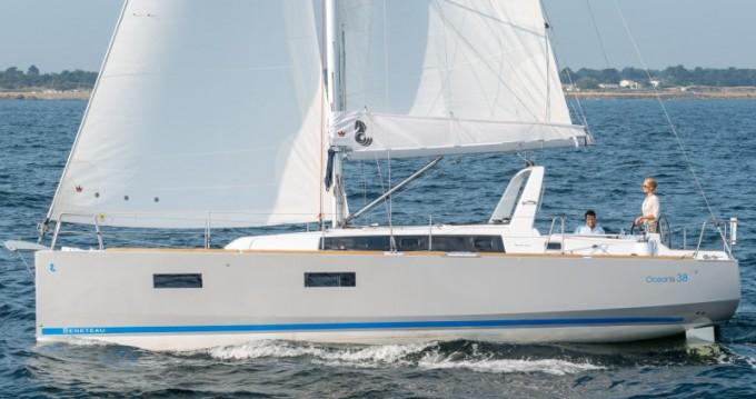Location yacht à Portorož / Portorose - Bénéteau Oceanis 38 sur SamBoat