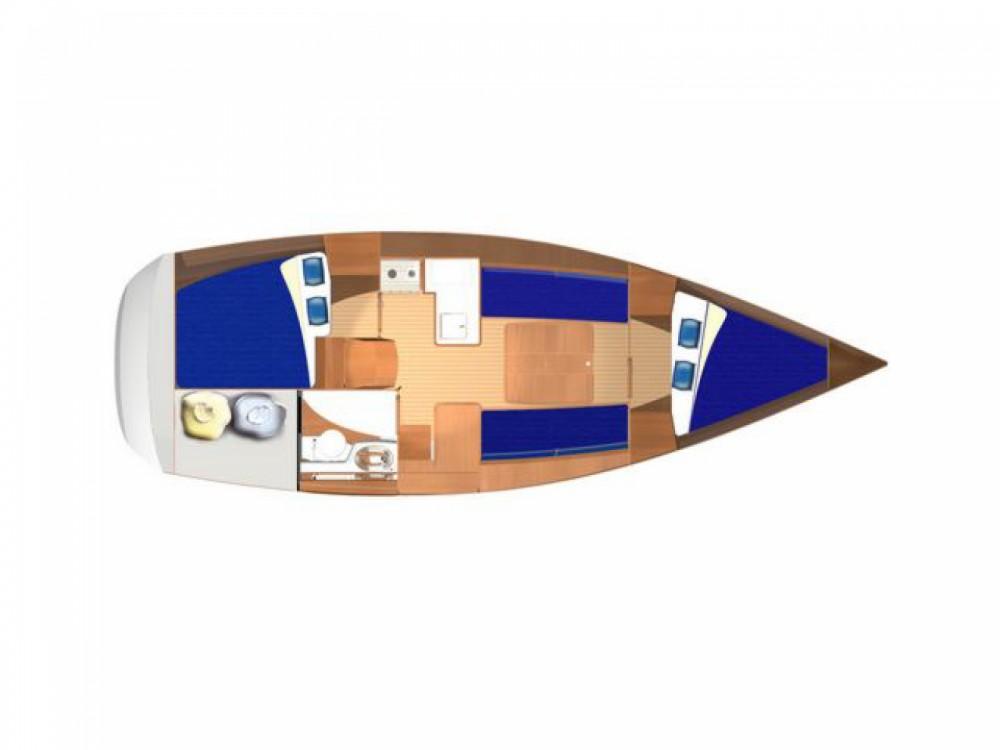 Location bateau Portorož / Portorose pas cher Dufour 325