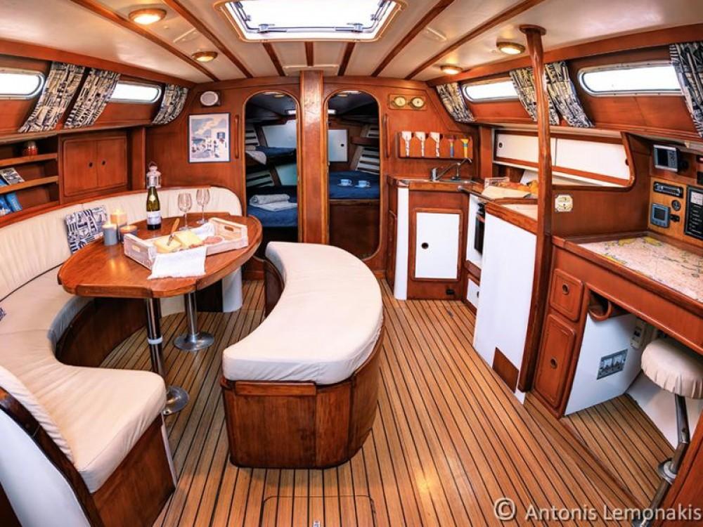 Rental Sailboat in Áno Sýros - Jeanneau Sun Odyssey 440