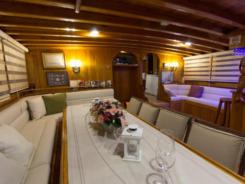 Rental yacht Aegean -  Gulet Hera on SamBoat