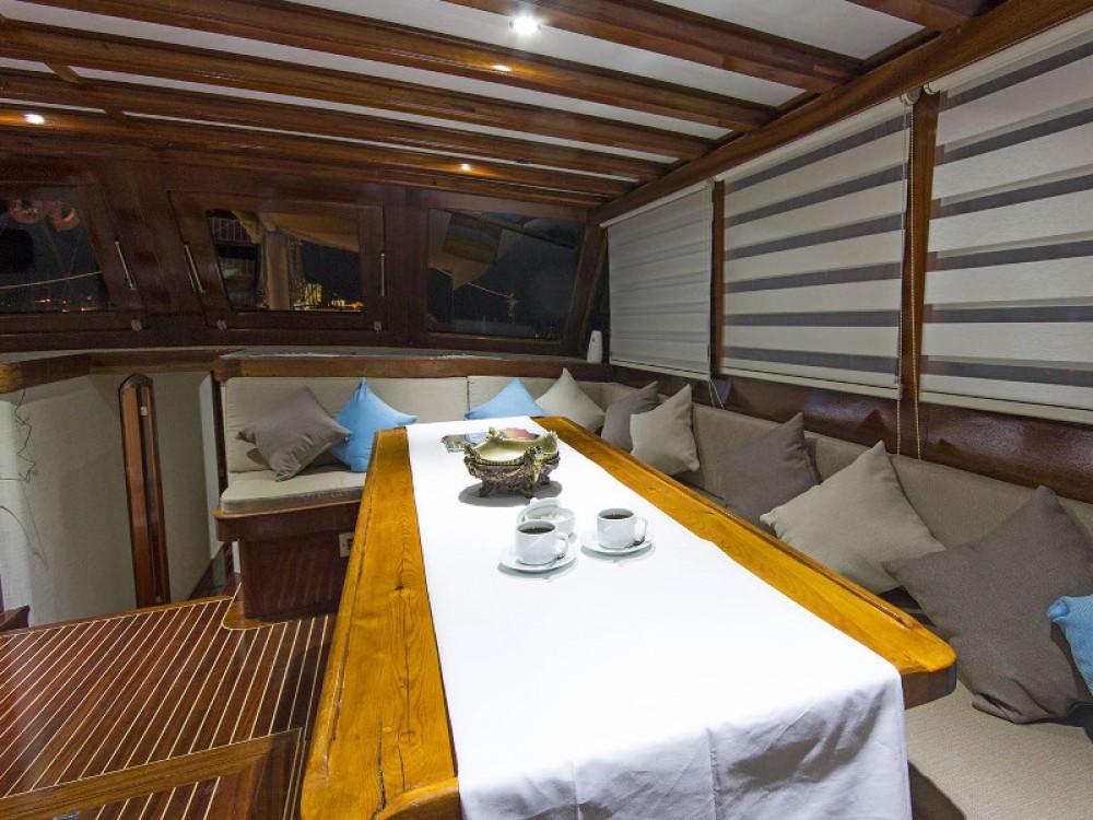 Boat rental  Gulet Hemera in Greece on Samboat
