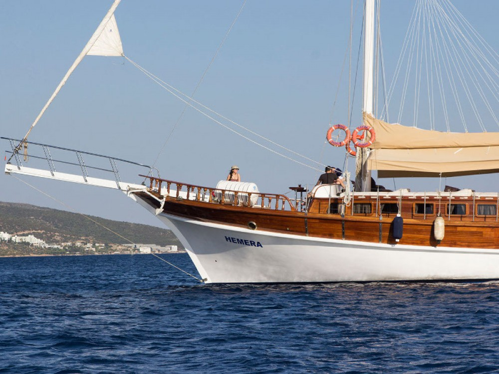 Rental yacht Greece -  Gulet Hemera on SamBoat