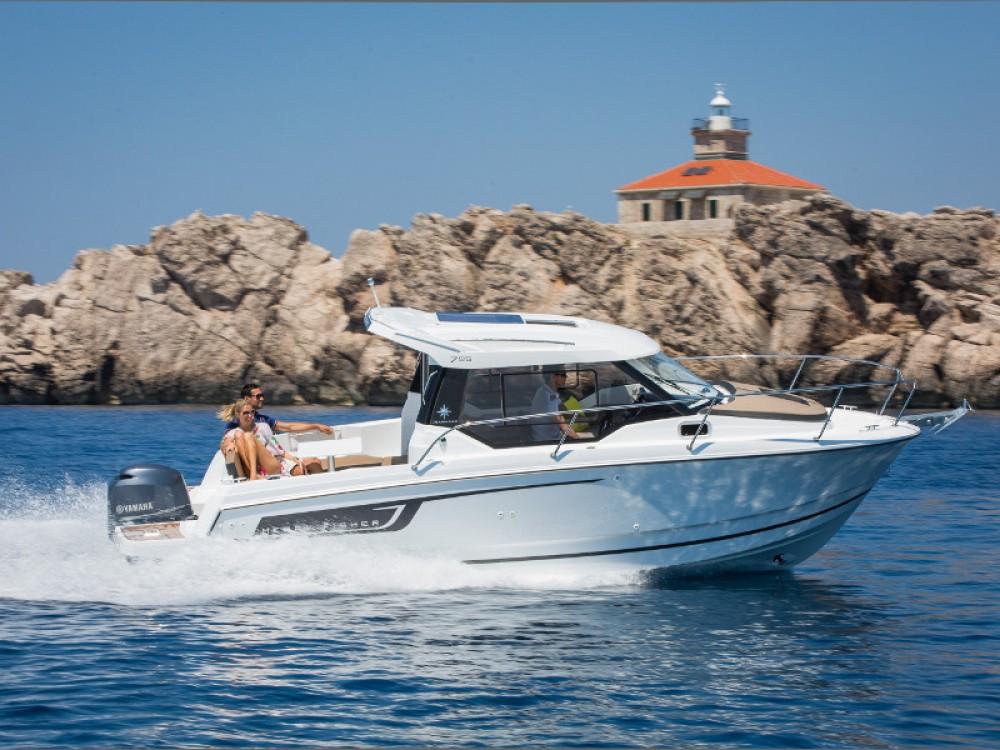 Location bateau Jeanneau Merry Fisher 795 à Zadar sur Samboat