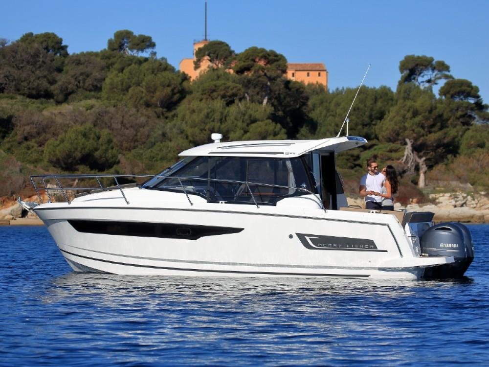 Rental yacht D-Marin Borik - Jeanneau Merry Fisher 895 on SamBoat