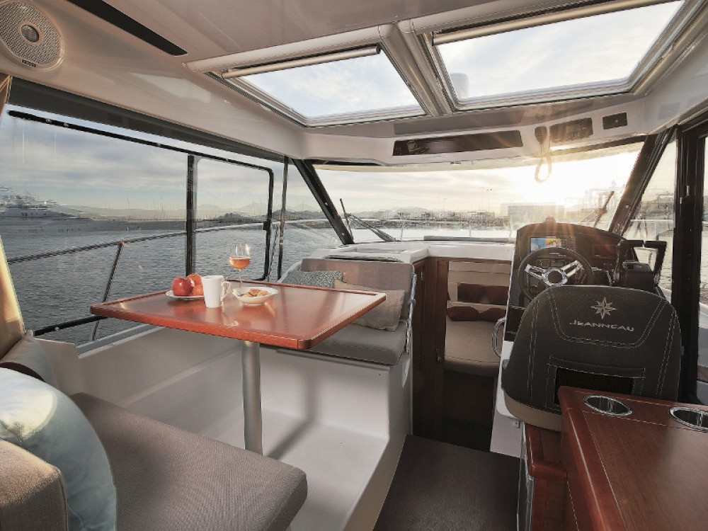 Boat rental D-Marin Borik cheap Merry Fisher 895