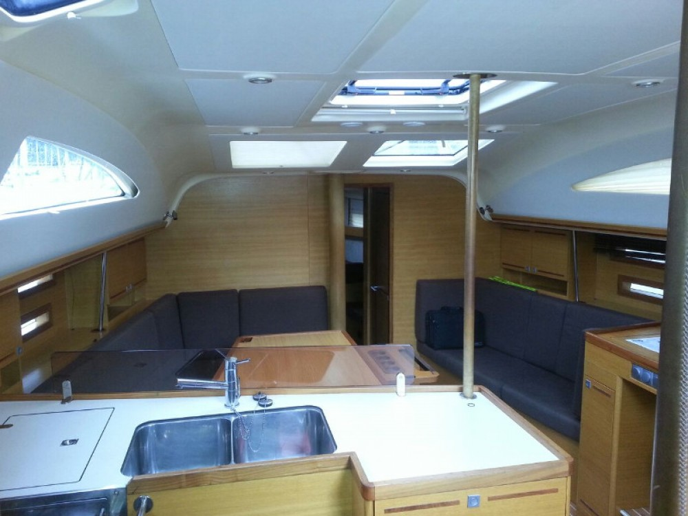 Rental yacht Piombino - Elan Elan 444 Impression  on SamBoat
