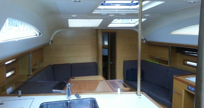 Location bateau Piombino pas cher Elan 444 Impression