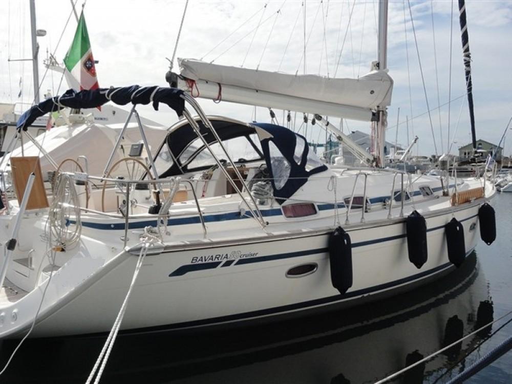 Boat rental Bavaria Bavaria 50 Cruiser in Piombino on Samboat