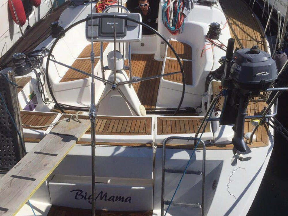 Hire Sailboat with or without skipper Dufour Piombino
