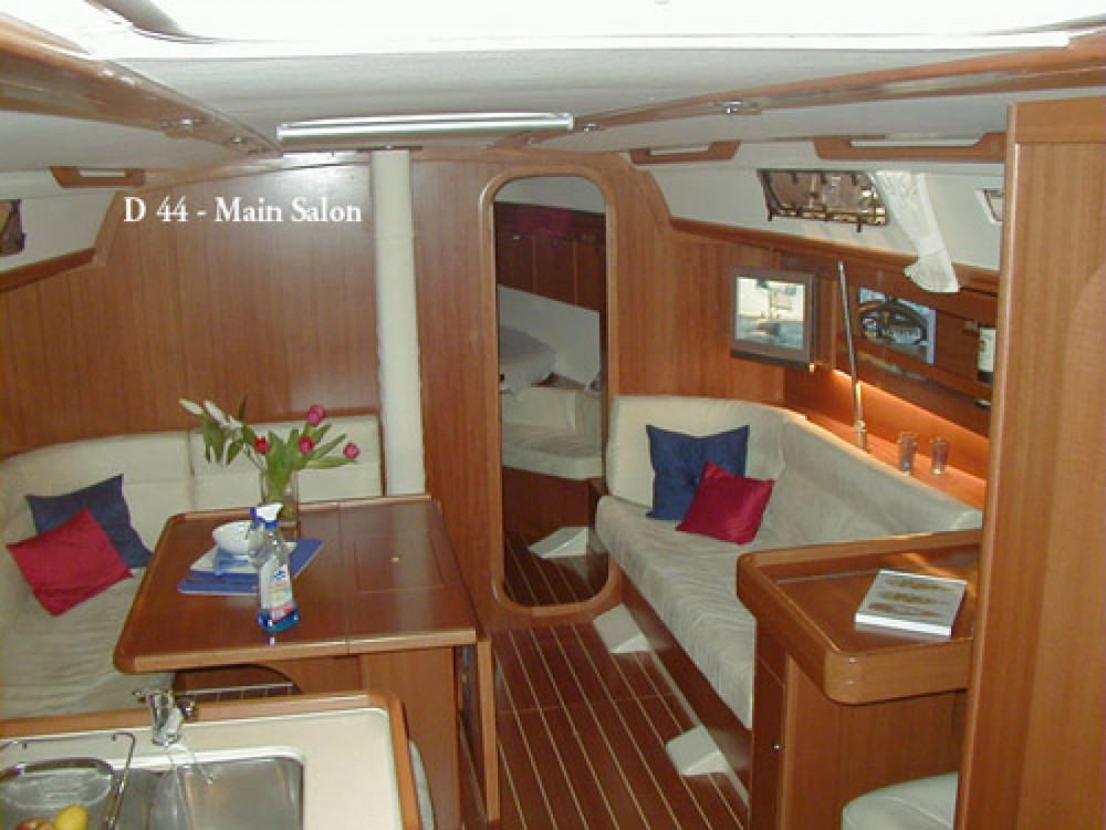 Sailboat for rent Piombino at the best price