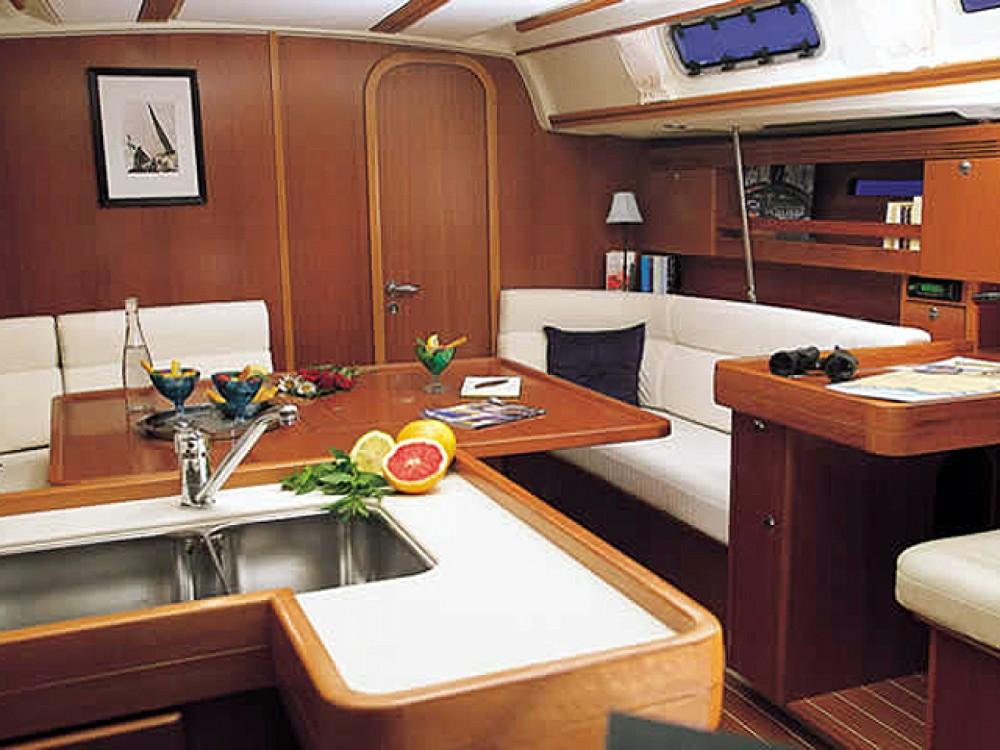 Boat rental Piombino cheap Dufour 44