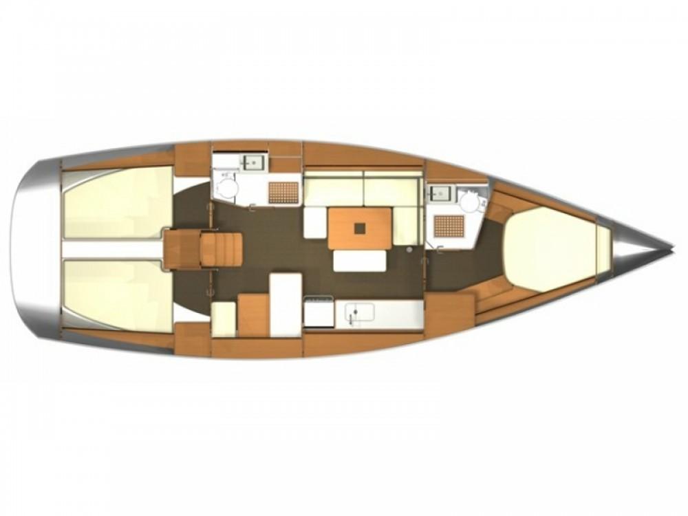 Location bateau  pas cher Dufour 405