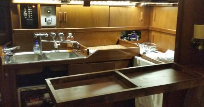 Location bateau Piombino pas cher Amel Maramu