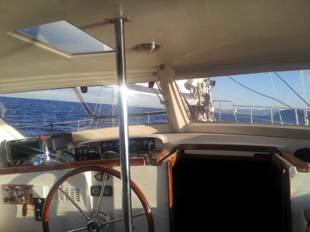 Rental Sailboat in Piombino -  Amel Maramu