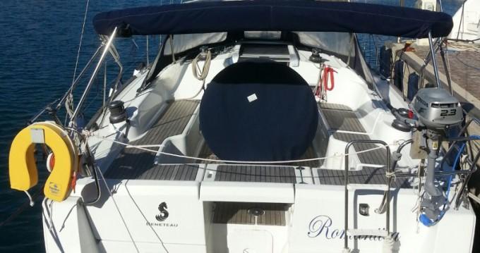Location bateau Piombino pas cher Oceanis 37