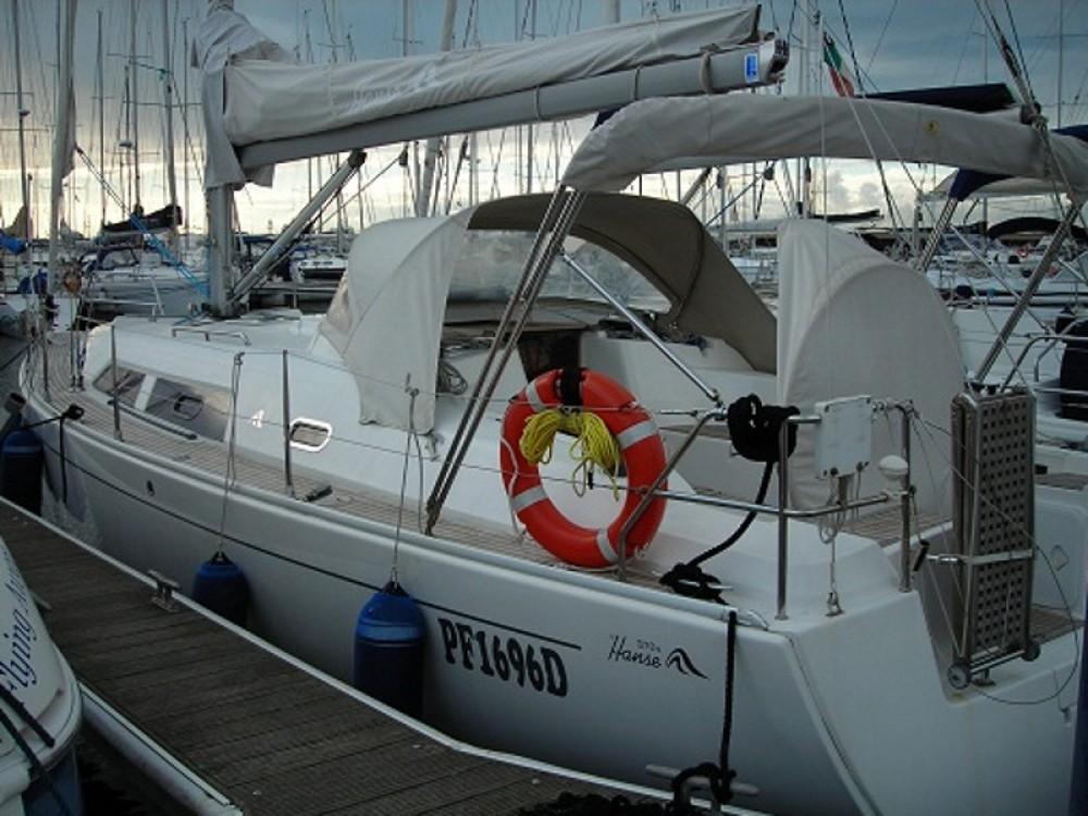 Location bateau Hanse Hanse 370 à  sur Samboat