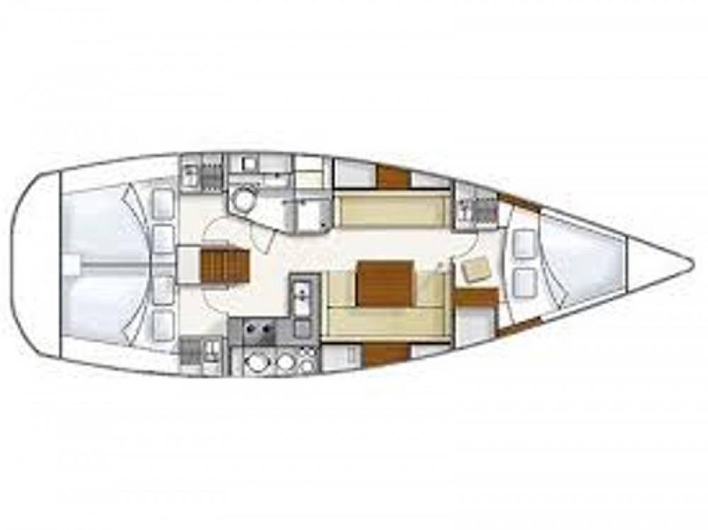 Location yacht à  - Hanse Hanse 370 sur SamBoat