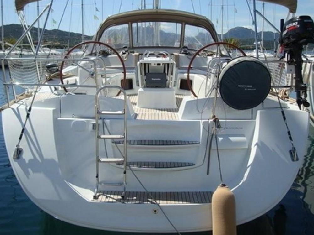 Rental Sailboat in Castellammare di Stabia - Jeanneau Jeanneau 53