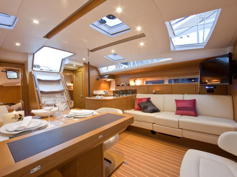 Boat rental Castellammare di Stabia cheap Jeanneau 53