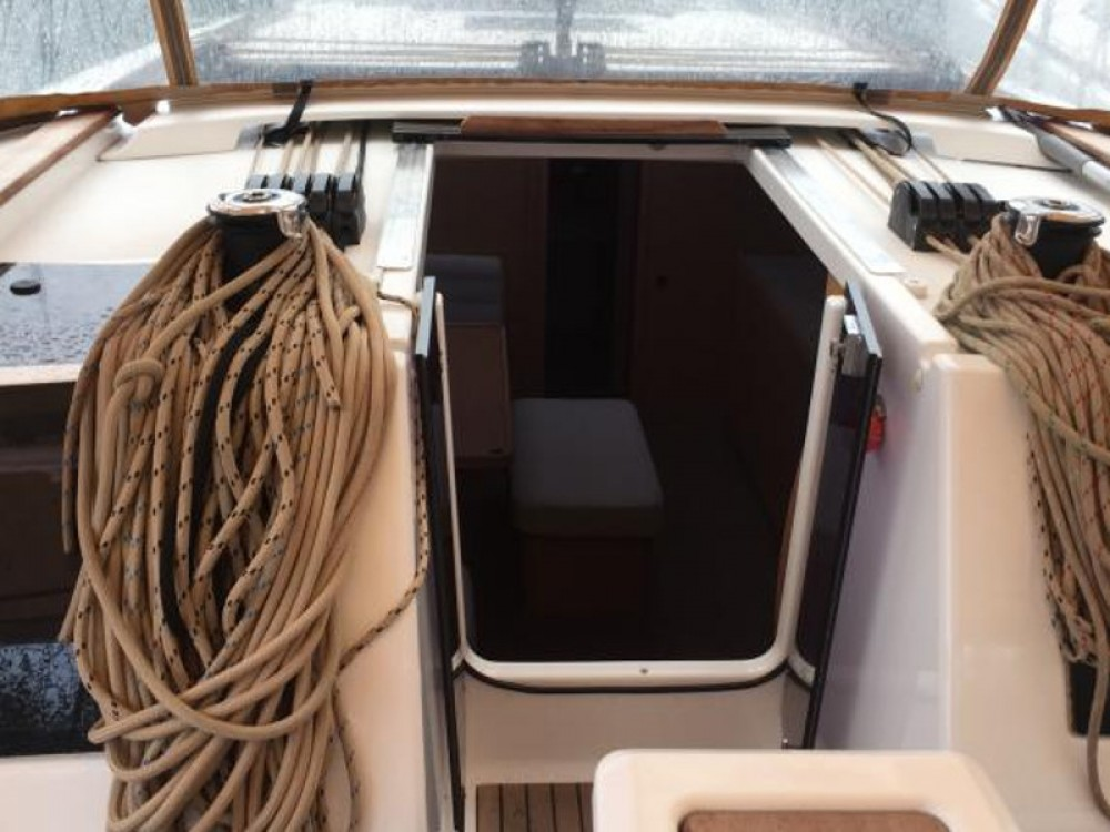 Rental yacht Furnari - Dufour Dufour 460 Grand Large Aquilo 2016 on SamBoat