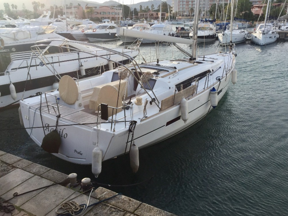 Rent a Dufour Dufour 460 Grand Large Aquilo 2016 Furnari