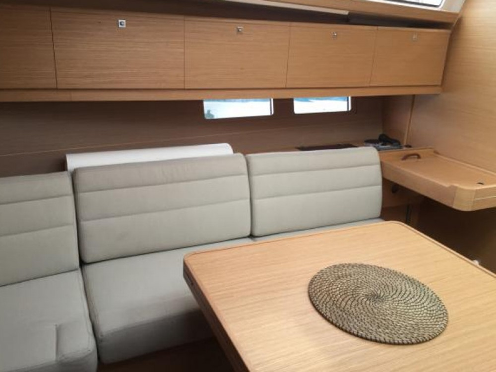 Boat rental Furnari cheap Dufour 382 Grand Large Notus 2016
