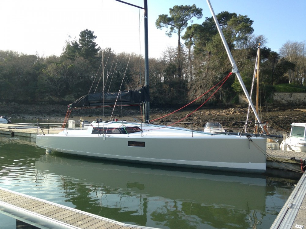 Pogo 36 between personal and professional Le Marin