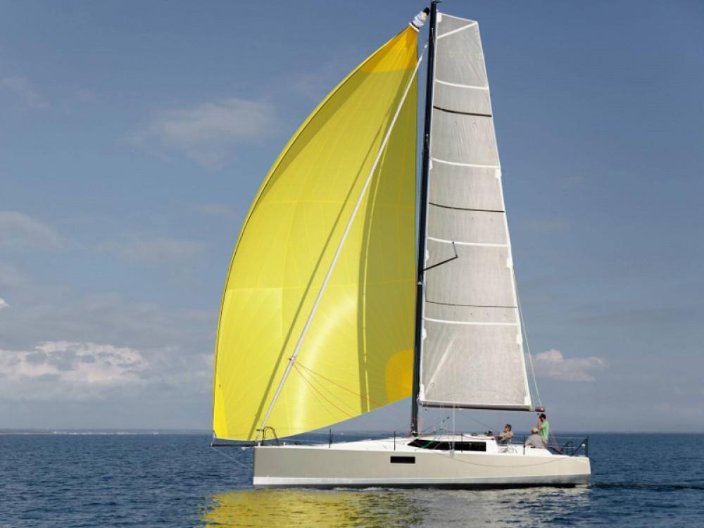 Rental Sailboat in Le Marin -  Pogo 36