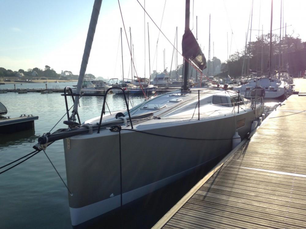 Rental yacht Le Marin -  Pogo 36 on SamBoat