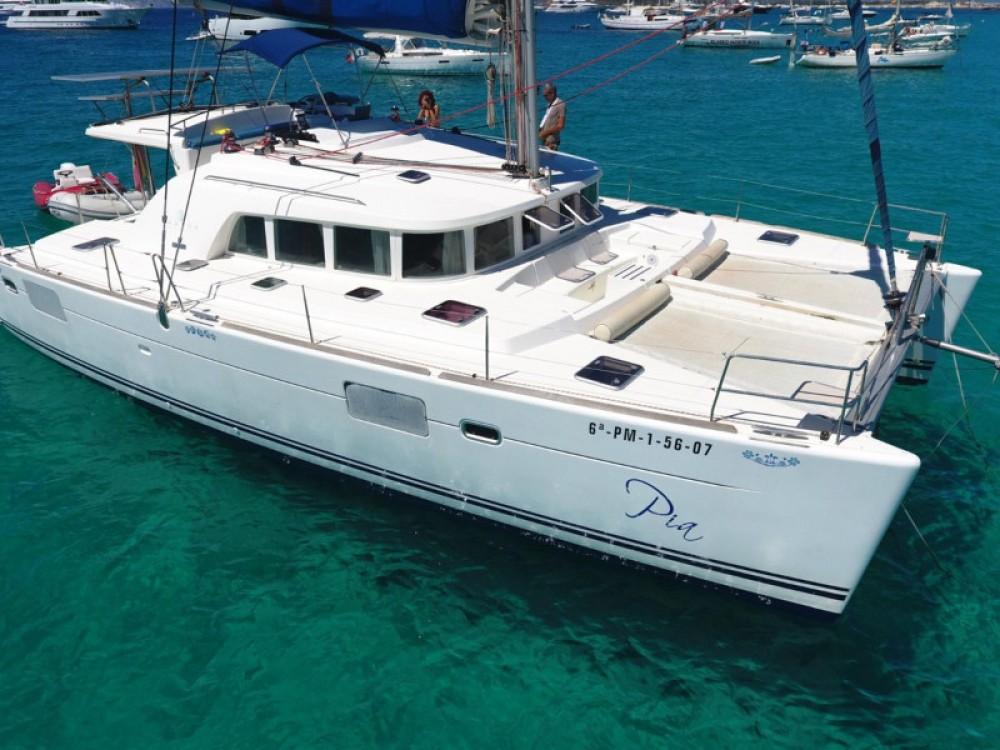 Alquiler de yate Marina de Formentera - Lagoon Lagoon 440 en SamBoat
